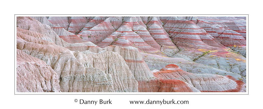 Picture: Panorama Point overlook, Badlands National Park, South Dakota