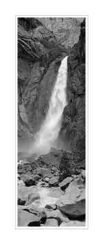 Picture: Lower Yosemite Falls, Yosemite National Park, California
